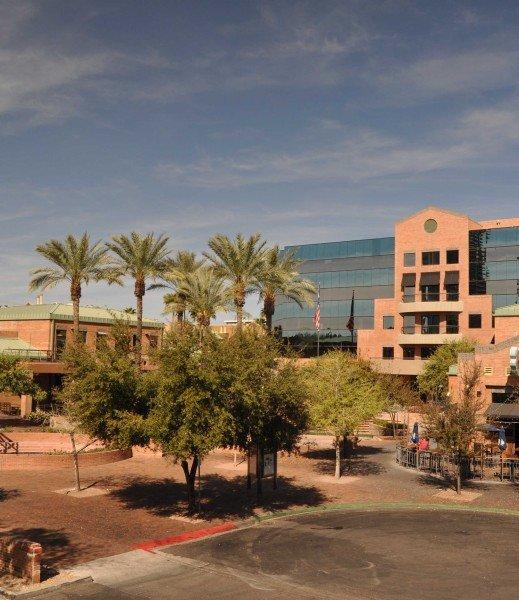 Séjour à Phoenix puis départ pour le Grand Canyon